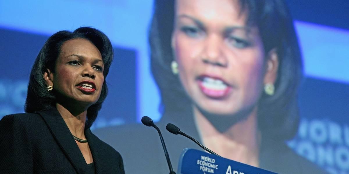 Condoleezza Rice ahora trabaja para Dropbox