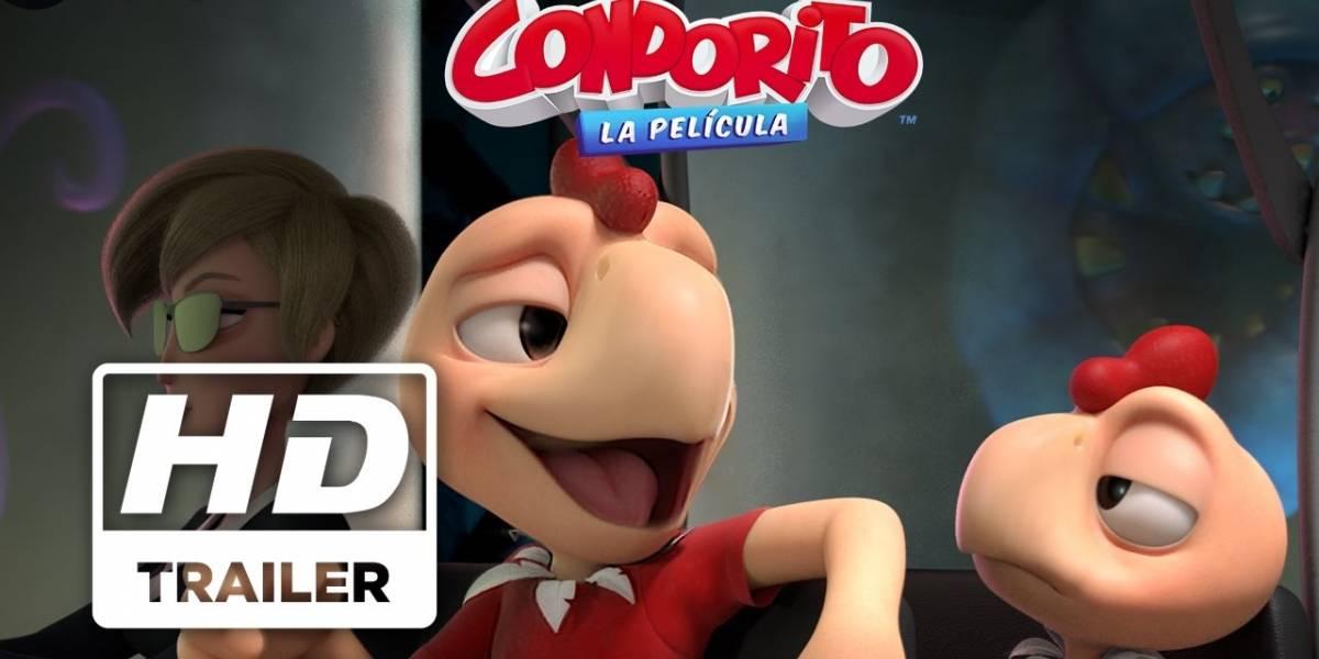 Se estrena nuevo tráiler de Condorito La Película