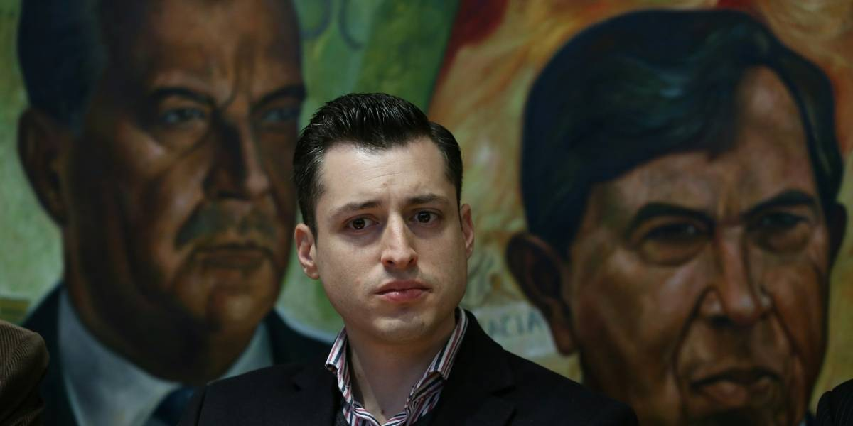 Si mi papá viera al PRI se volvería a morir: Colosio Riojas