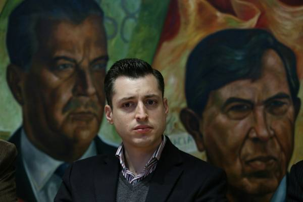 Luis Donaldo Colosio Riojas aseguró que el PRI acabó con el trabajo de su padre.