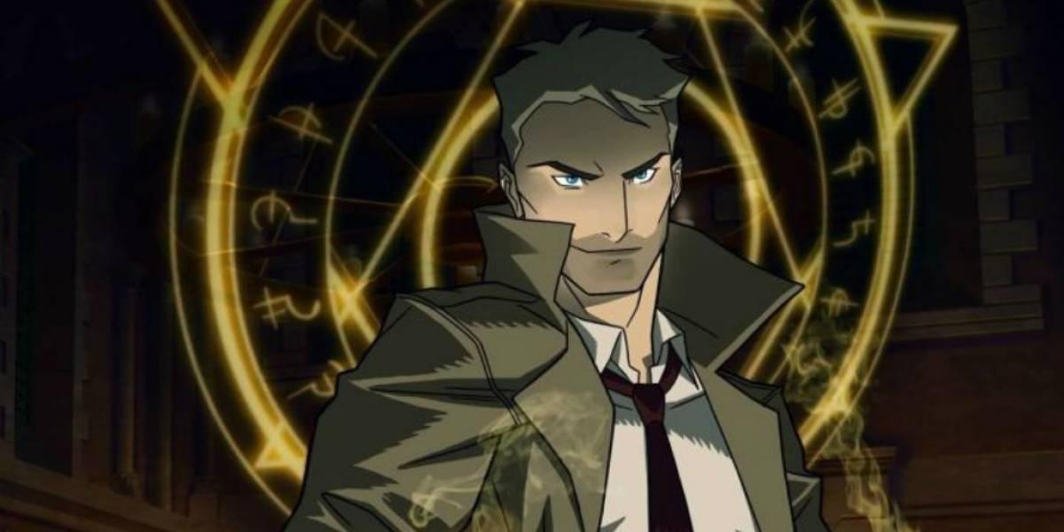 The CW anuncia serie animada de Constantine