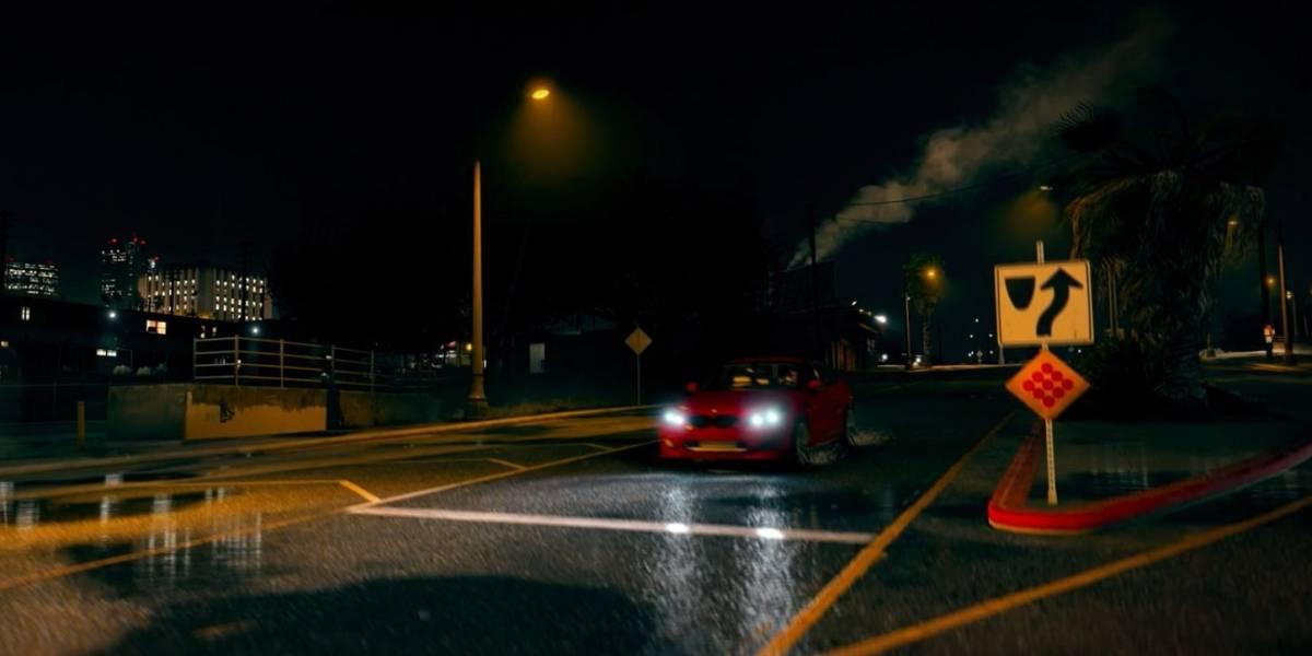 Este increíble corto fue creado dentro de Grand Theft Auto V