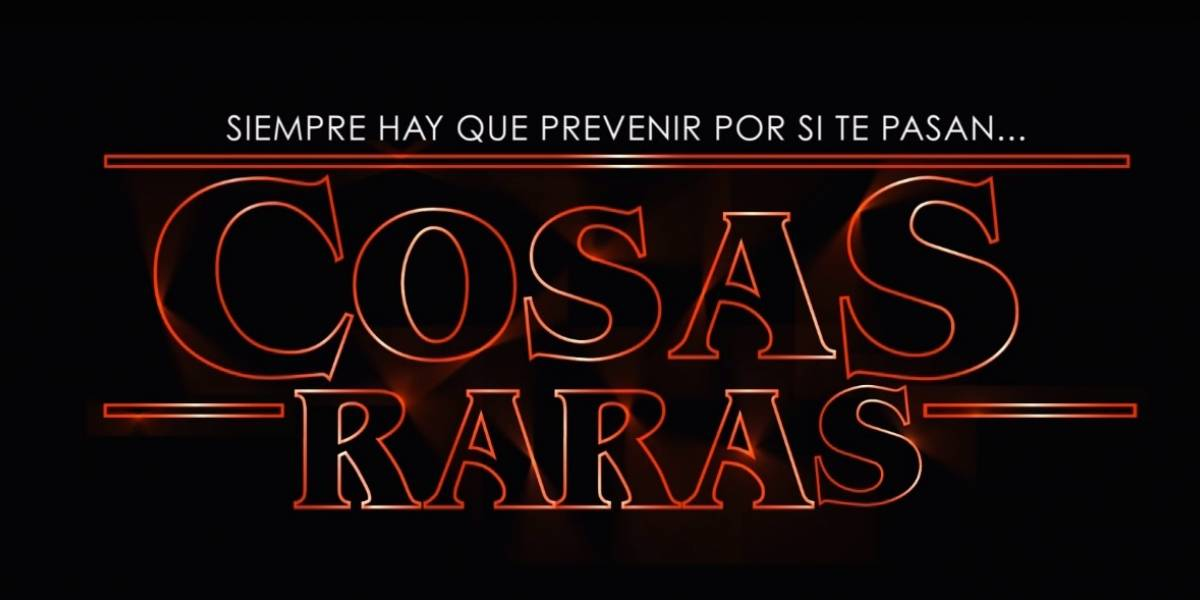 Carabineros de Chile y Stranger Things, la nueva parodia