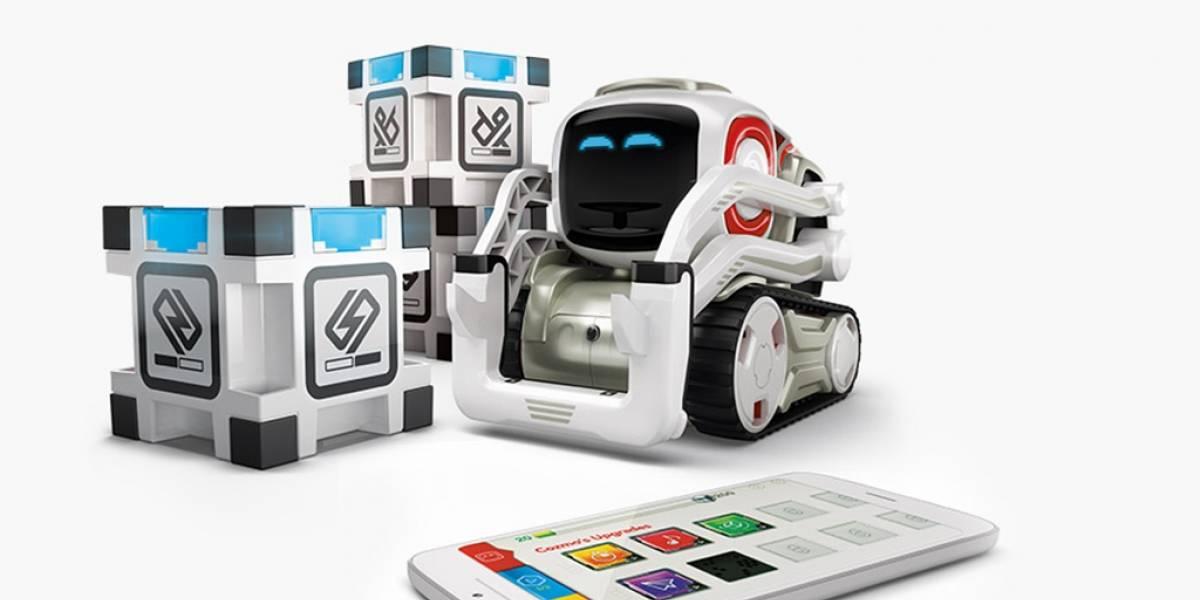 Cozmo, el adorable robot mascota que queremos tener ahora mismo