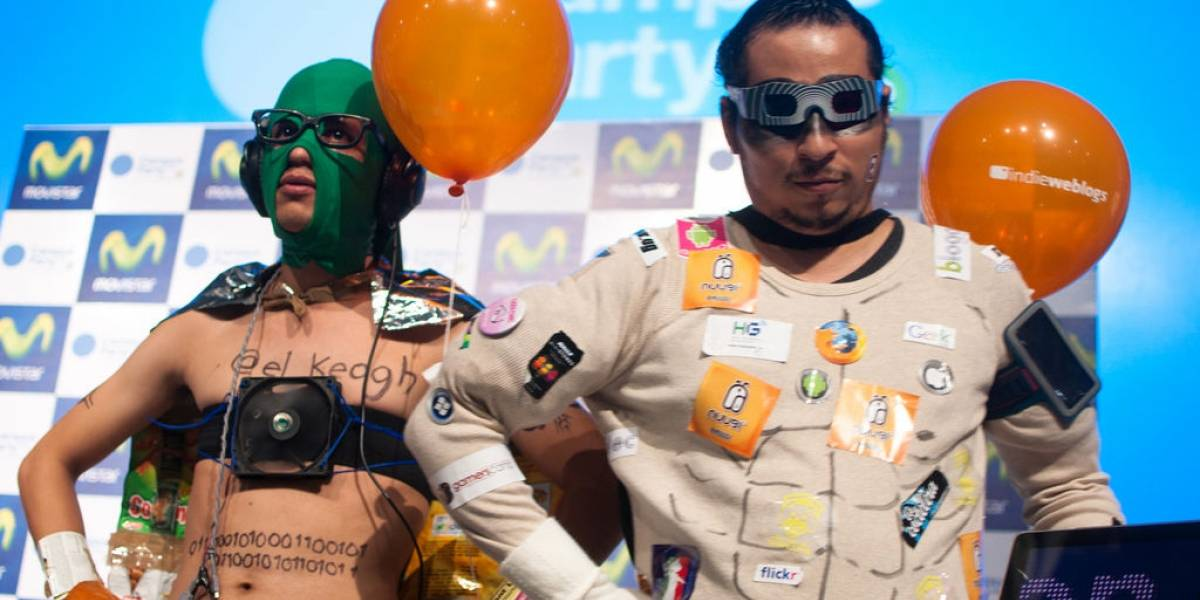 Gana un pase doble para Campus Party México 5