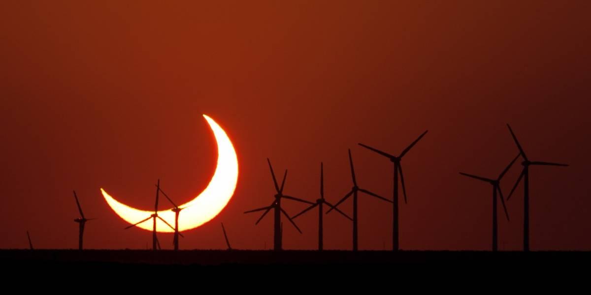 Cinco eclipses podrán ser vistos este 2018