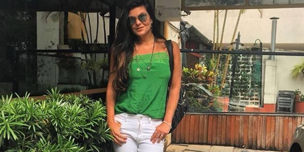 Cristiana Oliveira homenageia irmão, morto nesta segunda-feira