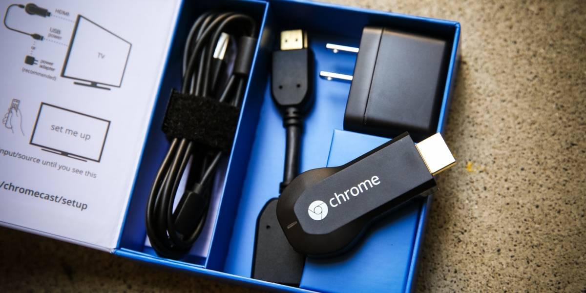 Chromecast añade soporte oficial para mostrar presentaciones de Google Drive