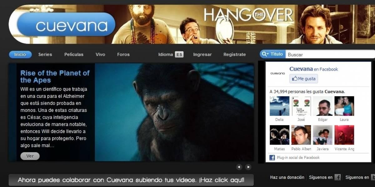 Argentina: Un canal de televisión abierta presentará denuncia penal contra Cuevana