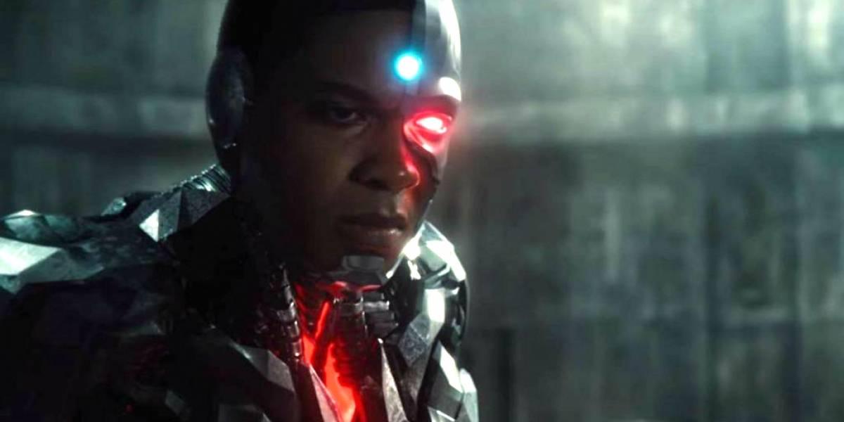 Cyborg será más importante en Justice League de lo que piensas