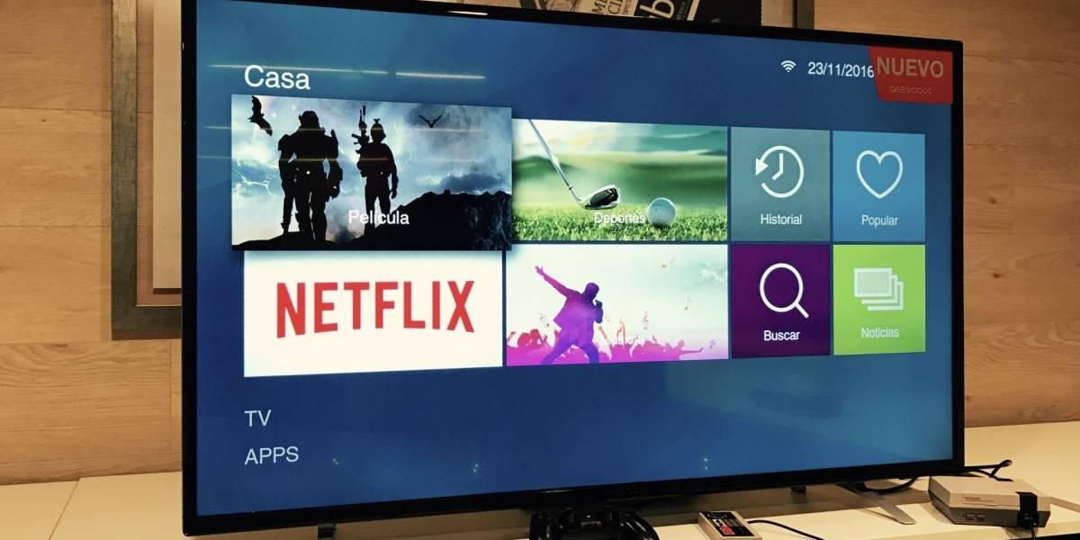 Probamos un nuevo Smart TV de Daewoo [FW Labs]