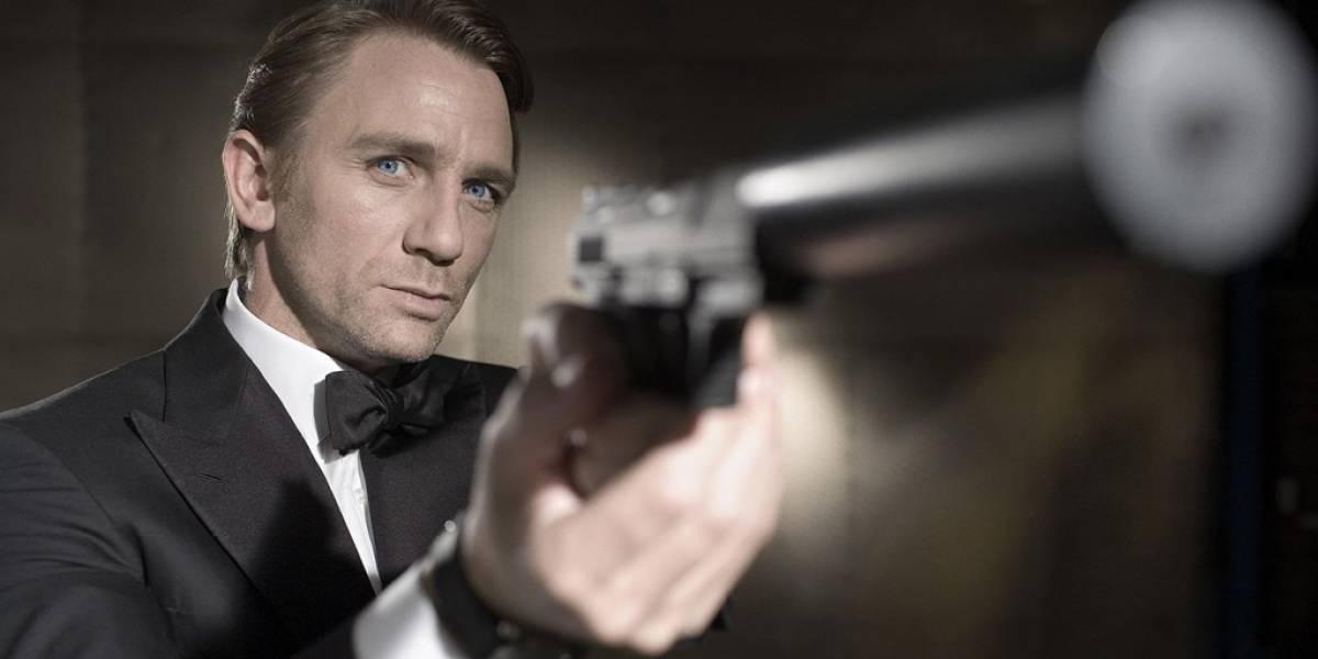 Este es el primer comercial de Spectre, el nuevo filme de James Bond