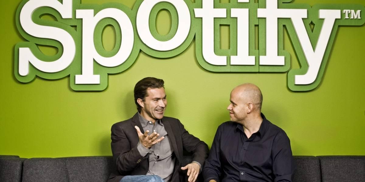 Spotify quiere superar a iTunes en Europa dentro de muy poco