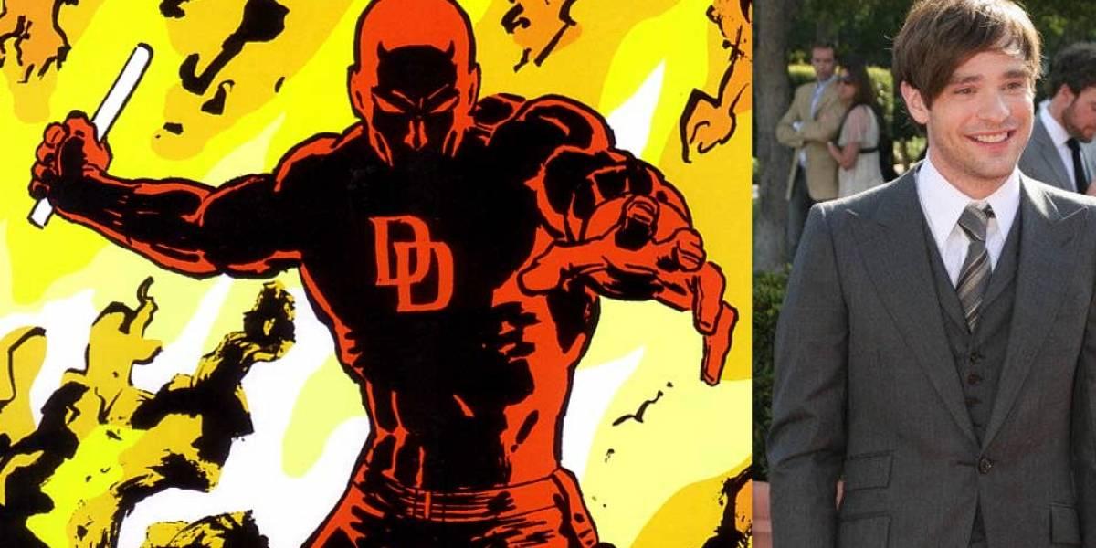 Daredevil de Marvel y Netflix ya tiene protagonista