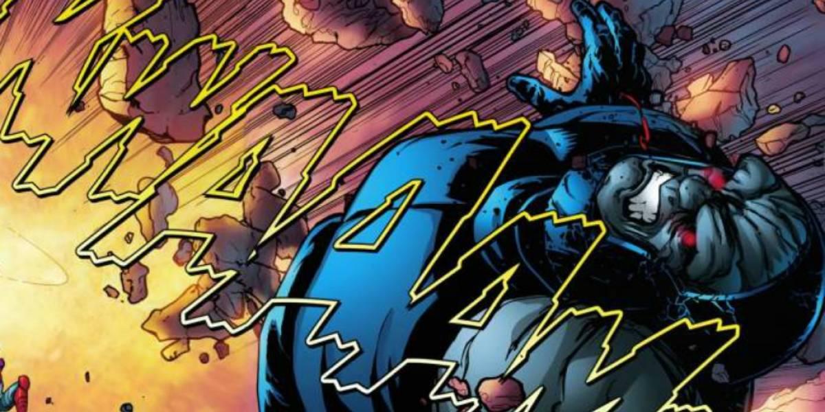 Este sería el villano al que enfrentaría la Justice League