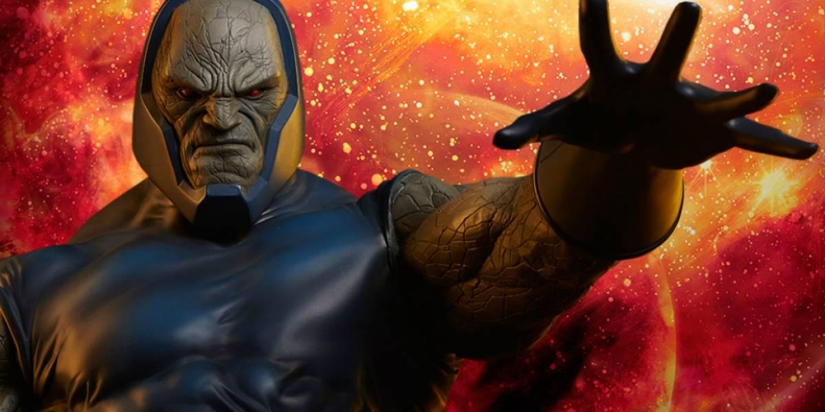 Darkseid sí debutaría en el DCEU con Justice League