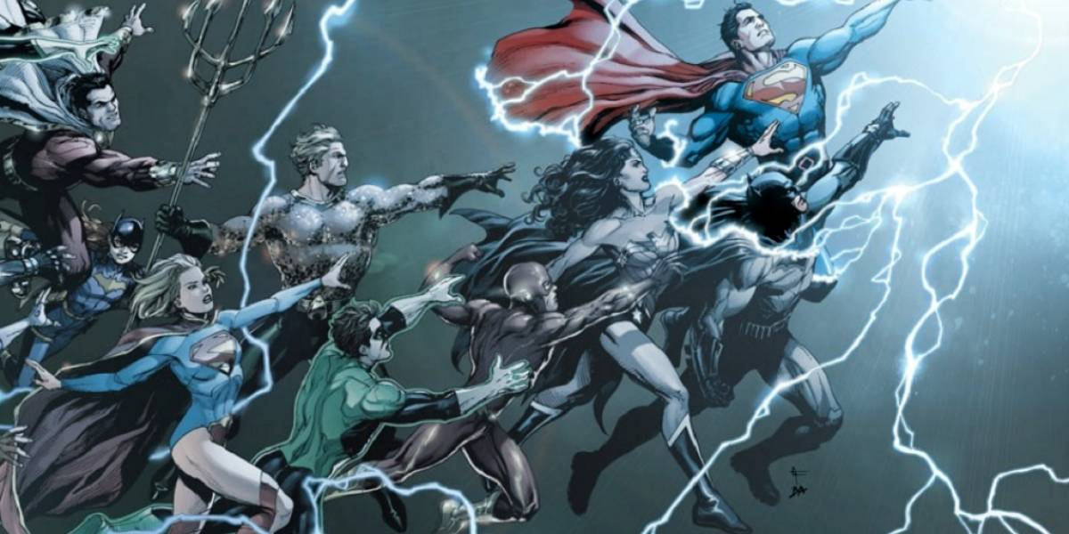 DC Rebirth: Aquaman, The Flash, Wonder Woman, Titans [FW Labs]
