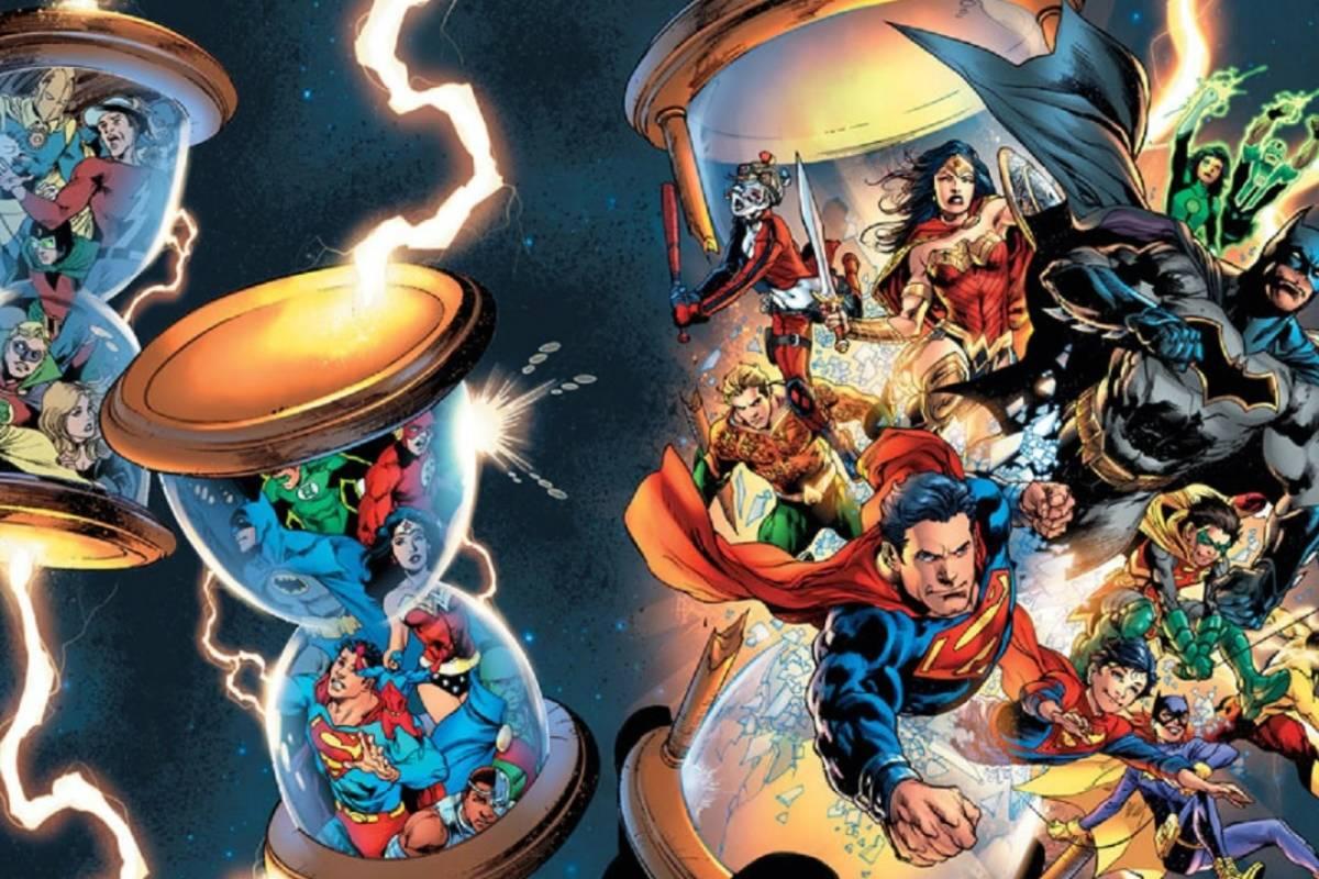 DC Comics lanza playlists en Spotify para acompañar Rebirth