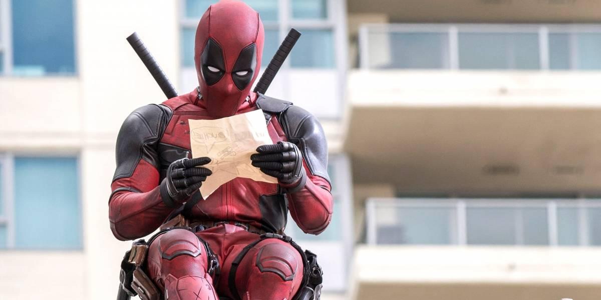 Deadpool presenta su primer trailer oficial