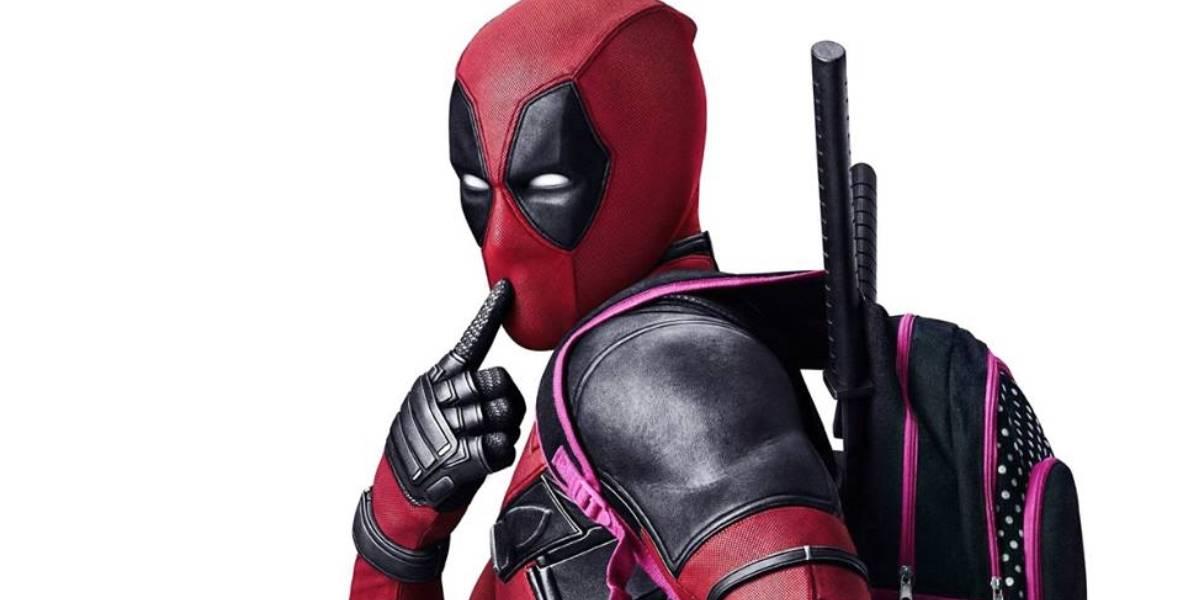 Así diseñaron la máscara de Deadpool