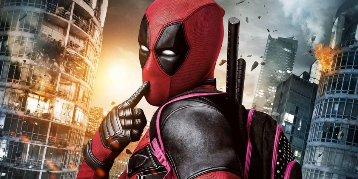 Deadpool se cuela a X-Men: Apocalypse en Japón
