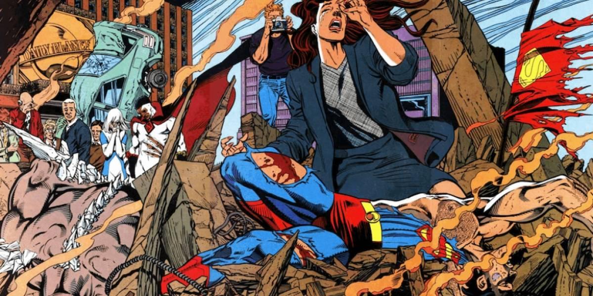 Warner Bros. anuncia cuatro películas animadas de DC Comics