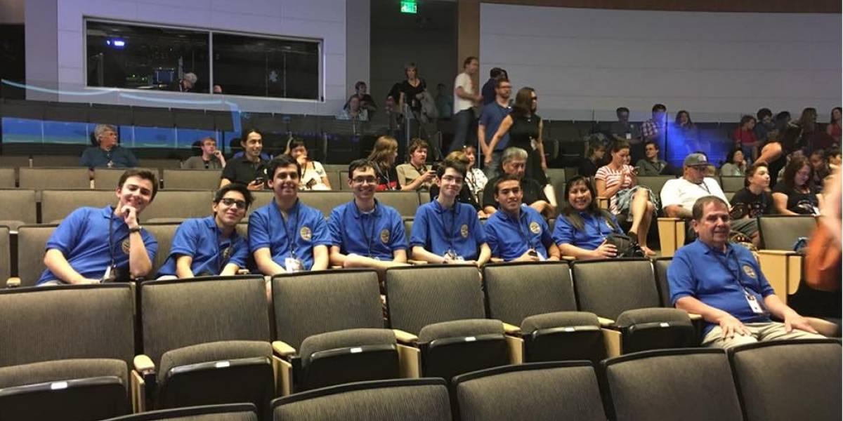 La historia de los estudiantes chilenos que colaboraron con JUNO en la NASA