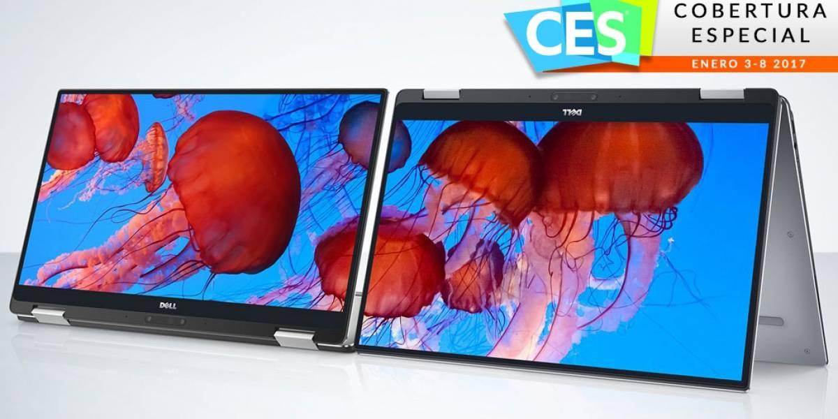 Dell se adelanta y presenta su XPS 13 para competir contra Surface #CES2017