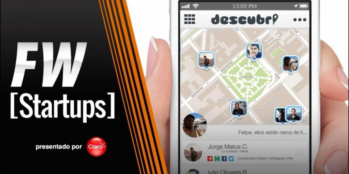 Descubrí, una aplicación para crear contactos más fácil [FW Startups]