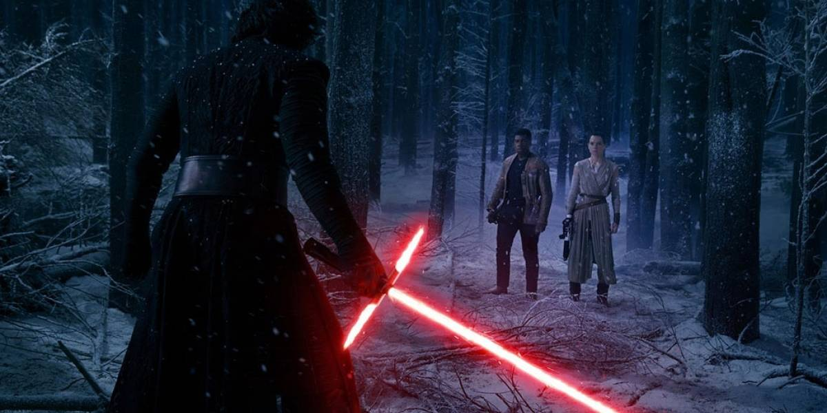 J.J. Abrams revela que Spielberg cambió dos escenas en The Force Awakens