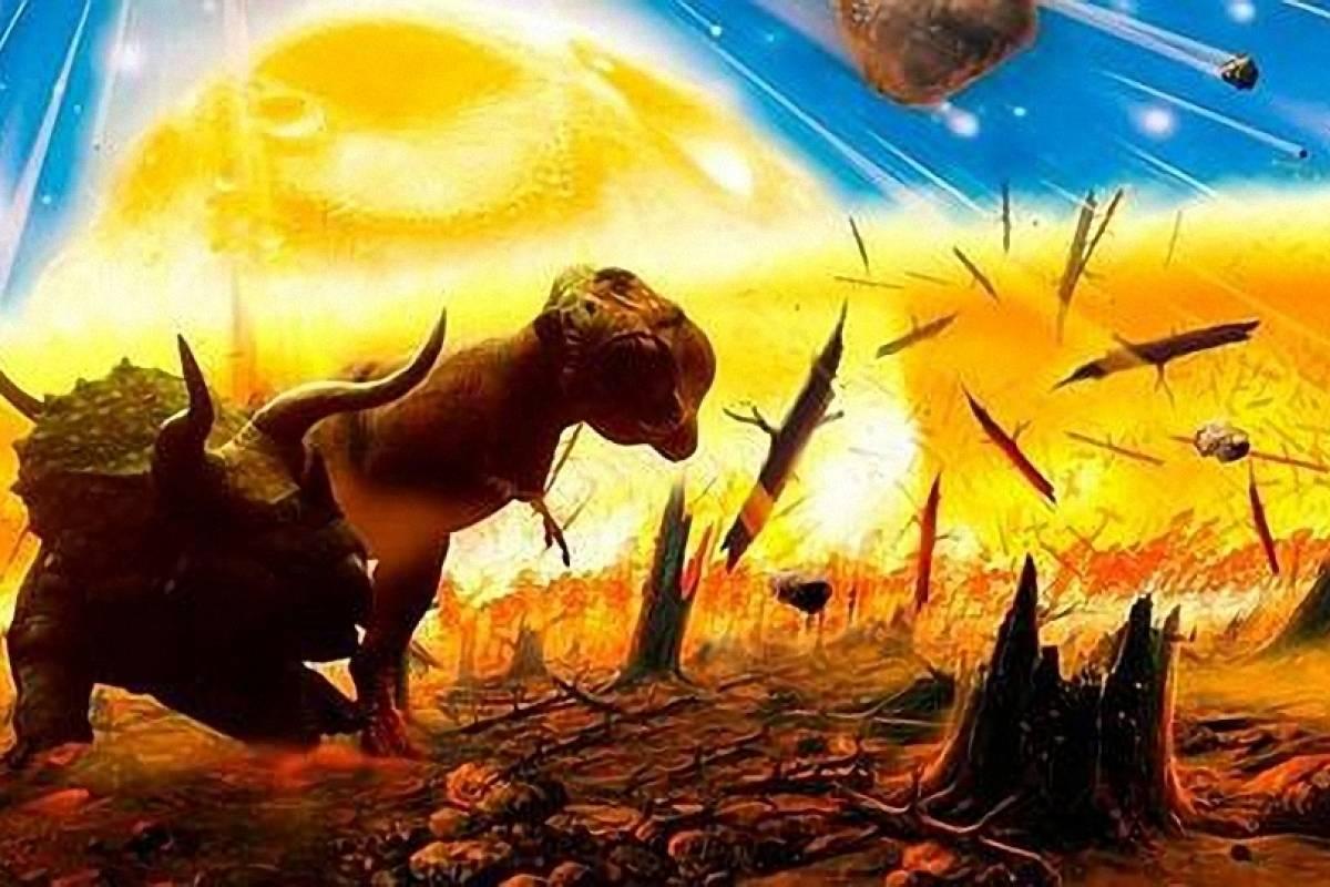 El hemisferio sur se recuperó más rápido del asteroide que mató a los dinosaurios