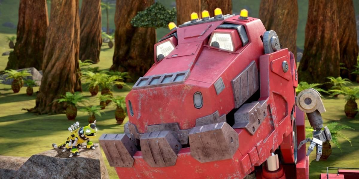 Conoce Dinotrux, la nueva serie animada original de Netflix