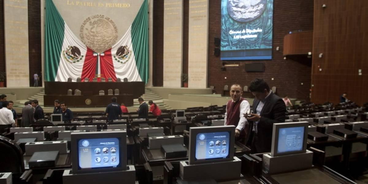 México: Diputados invierten millones en tablero electrónico