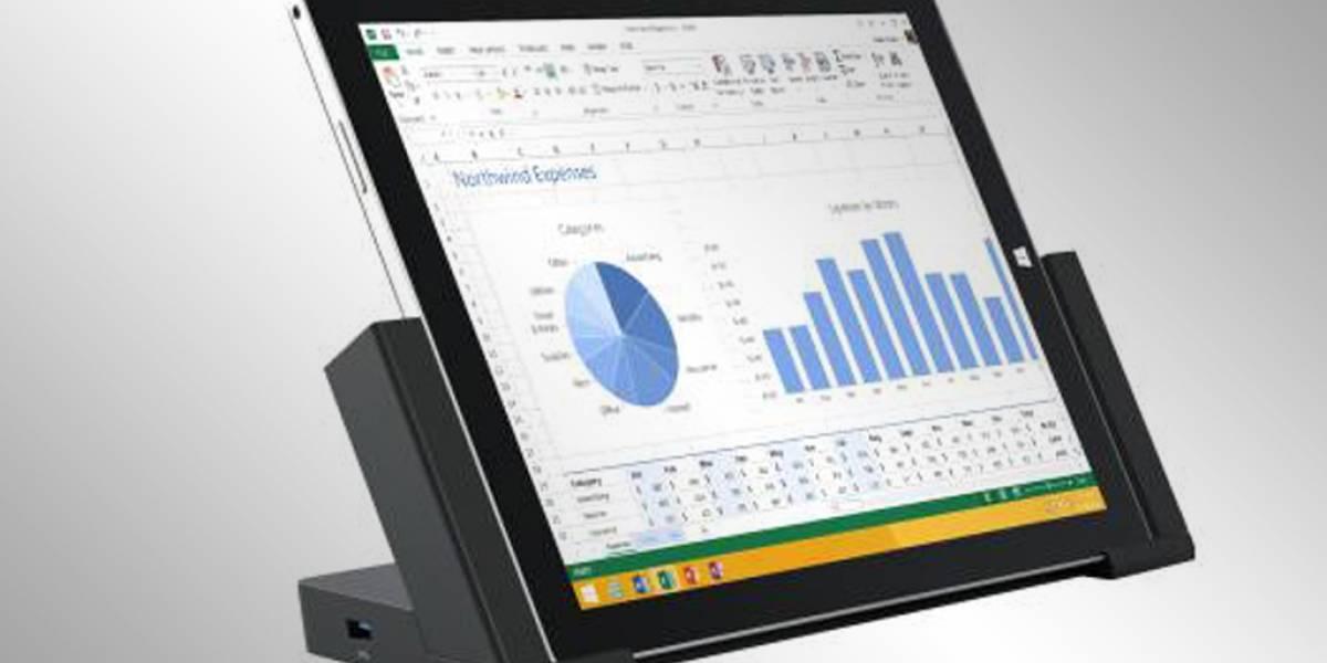 Microsoft comienza a vender su nueva estación dock para el Surface Pro 3