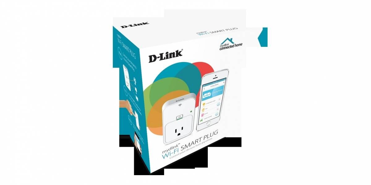 D-Link entra al campo de la domótica con un enchufe inteligente