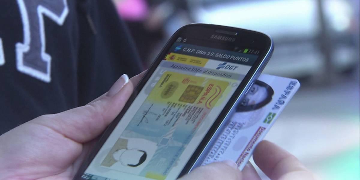 España estrena un nuevo DNI electrónico con NFC
