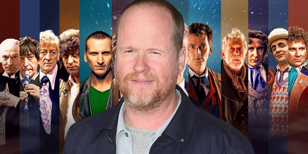 Joss Whedon escribirá un episodio de Doctor Who, sólo si es mujer