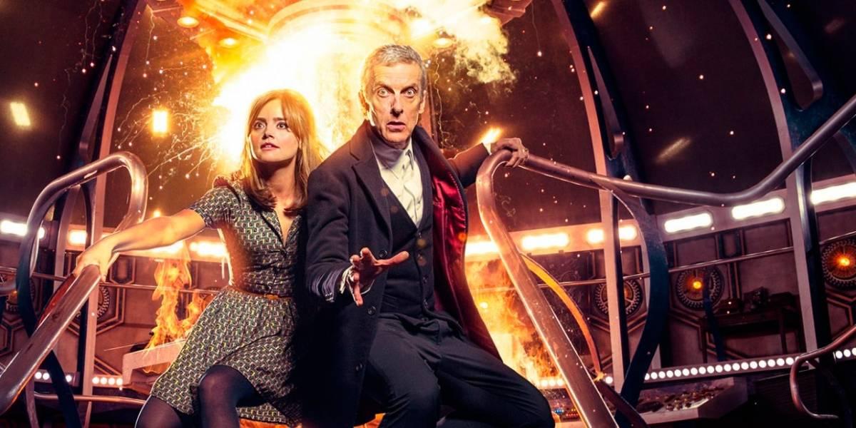 Steven Moffat se queja de que Doctor Who no es tan bueno como podría ser