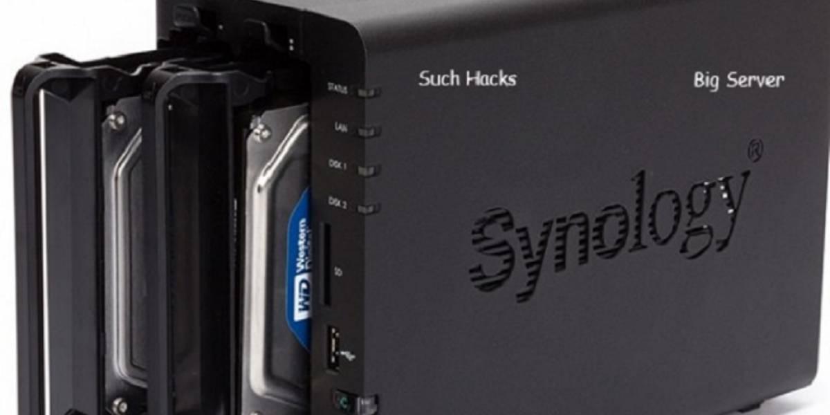 Hackean miles de Synology DiskStation y logran minar 500 millones de Dogecoins