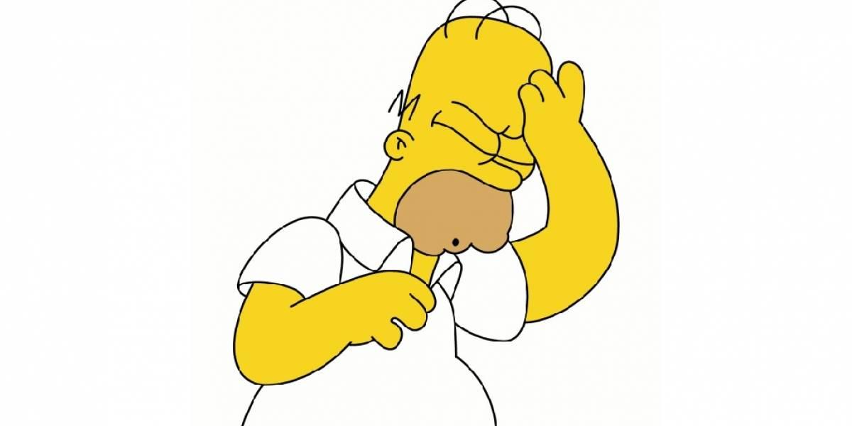 """Universidad de Glasgow impartirá clase sobre la """"filosofía Simpson"""""""