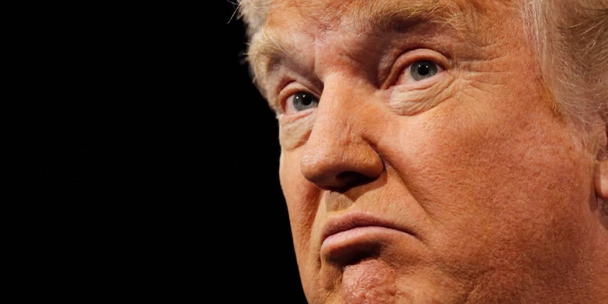 Esta extensión convierte las menciones de Donald Trump en mierda