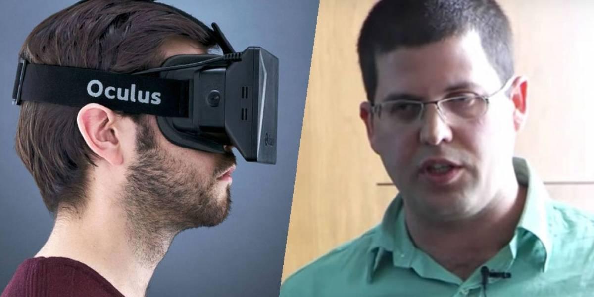 Arrestan a ejecutivo de Oculus VR por cargos de abuso de menores