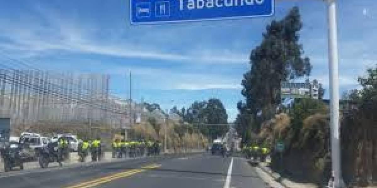 1 herido tras accidente de tránsito en Tabacundo