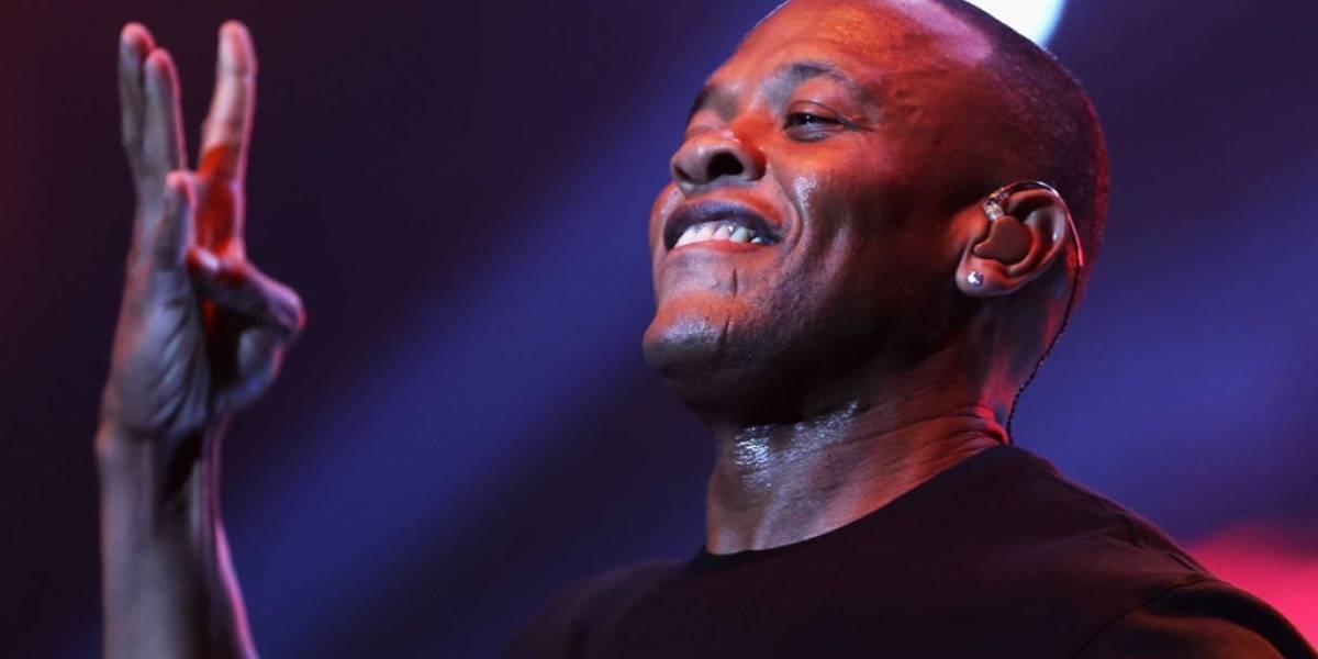 El lanzamiento del nuevo disco de Dr. Dre fue un éxito en Apple Music