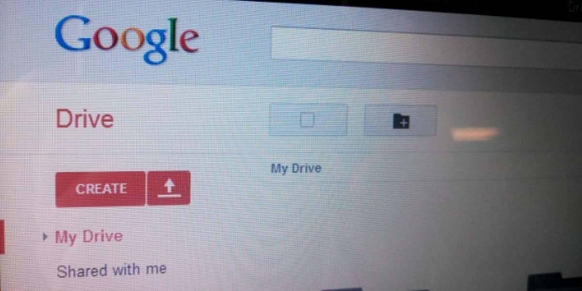 Google unifica el almacenamiento para Drive, Gmail y Google+ dejándolo en 15 GB