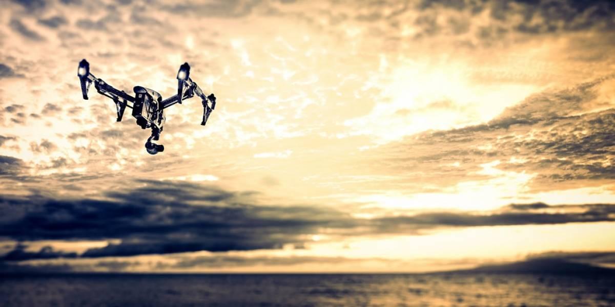 La industria petrolera le da buen uso a los drones