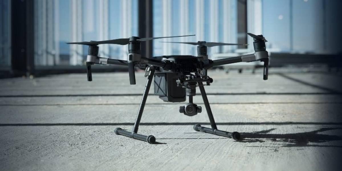Reino Unido implementa drones policíacos