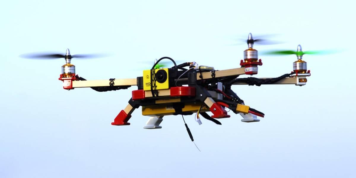 Sony entrará en el mercado de drones