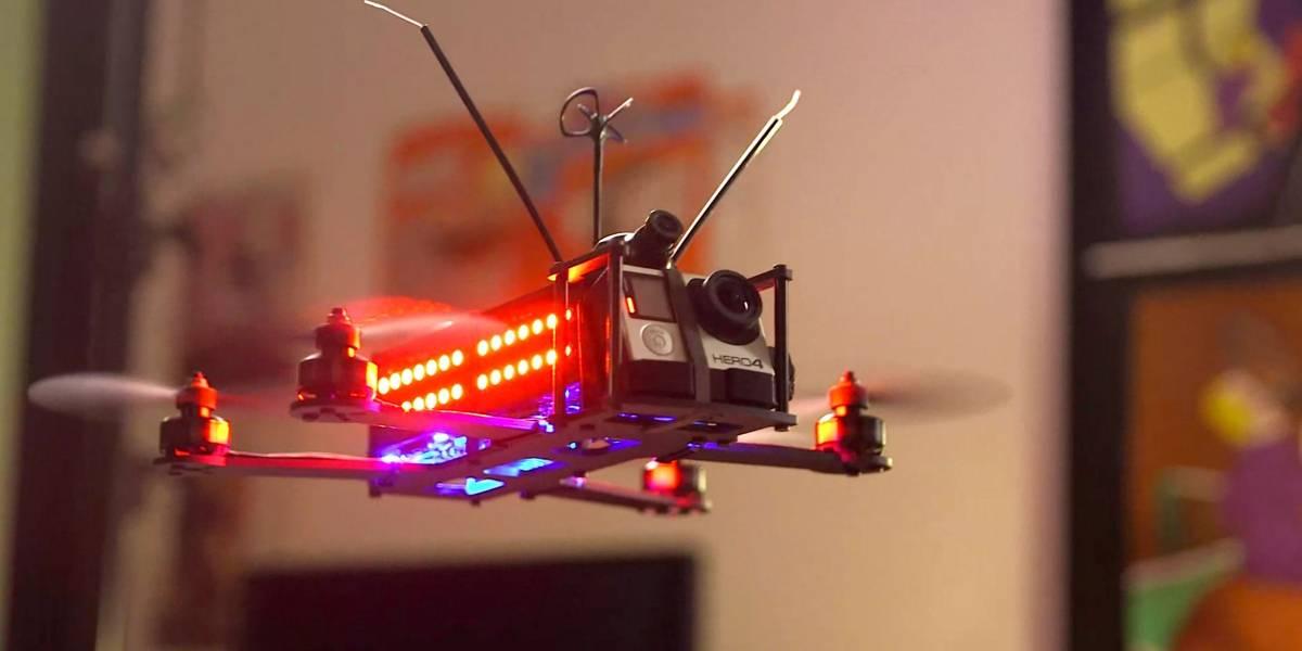 ESPN transmitirá carreras de drones
