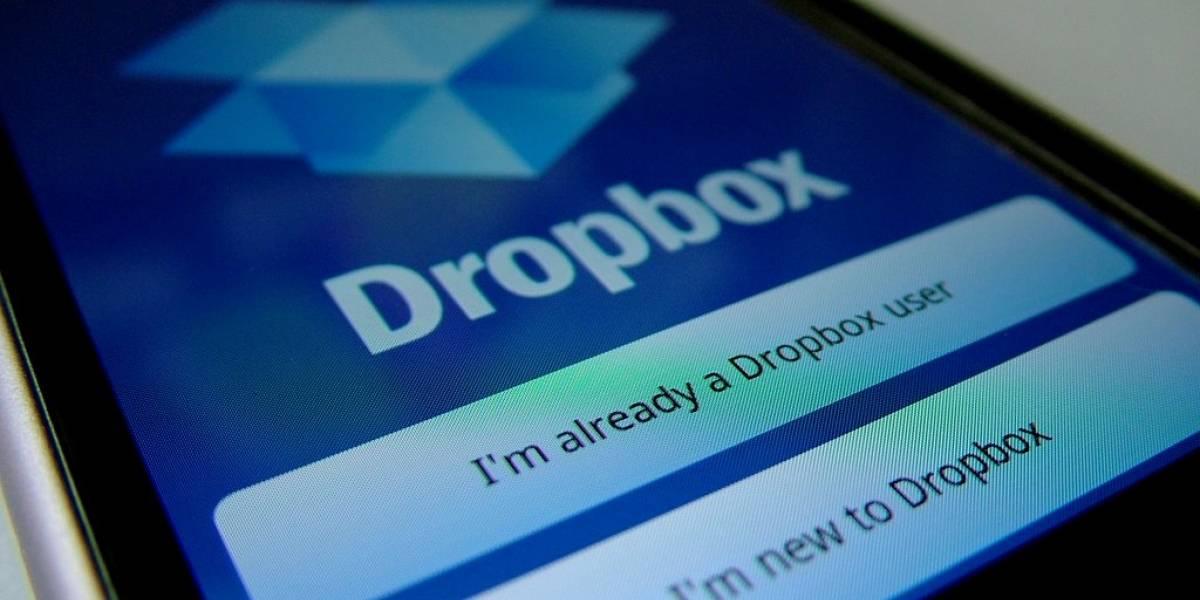 Bloquean nuevamente a Dropbox en China